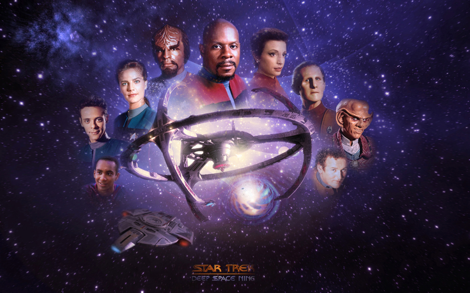 Listen to the Prophets: A Star Trek Deep Space Nine Podcast