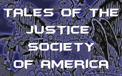 Tales of the Justice Society of America